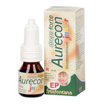 Aurecon Forte Junior fülcsepp - 10ml