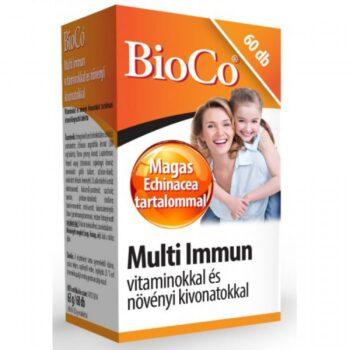 BioCo Multi Immun tabletta - 60db