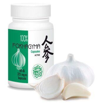 Bioextra Fokhagyma kapszula - 60db