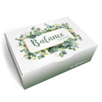 Bioheal Balance Secrets - Magnézium+B6-vitamin + Valeriána Komplex + B-vitamin Forte - 3x70db