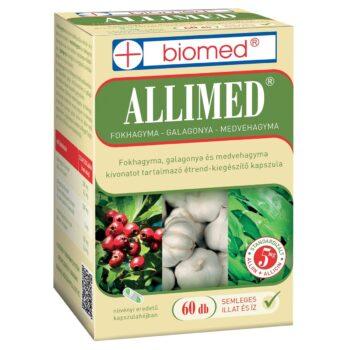Biomed Allimed kapszula - 60db