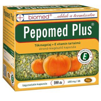 Biomed Pepomed Plus  kapszula - 100db