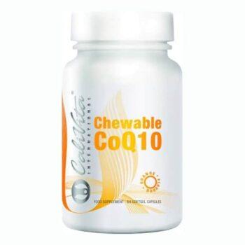 CaliVita Chewable CoQ10 szoftgél kapszula - 60db