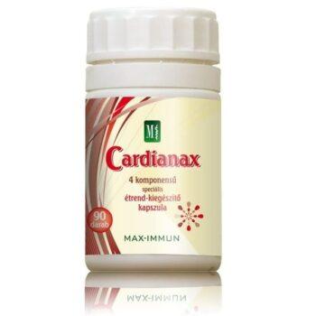 Cardianax/caronax  kapszula - 90db
