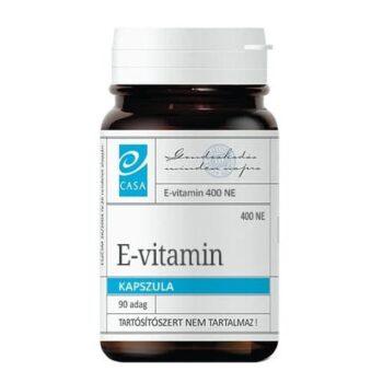 Casa E-vitamin kapszula - 90db