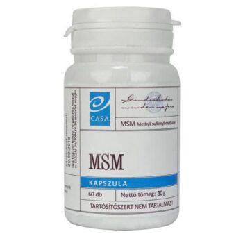 Casa MSM kapszula - 60db