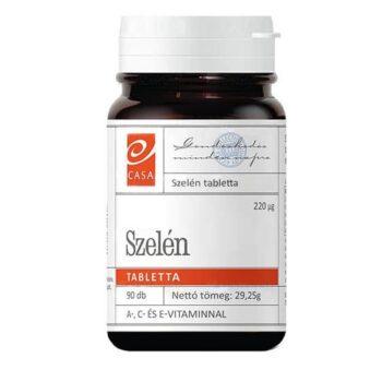 Casa szelén tabletta - 90db