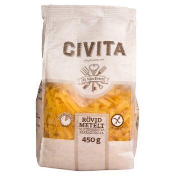 Civita Rövid metélt gluténmentes tészta - 450g