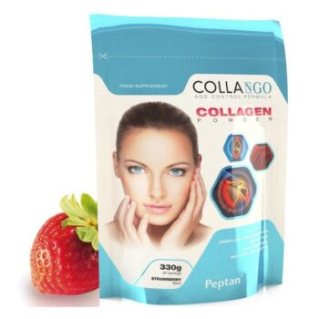 Collango Collagen - kollagén por eper - 330g