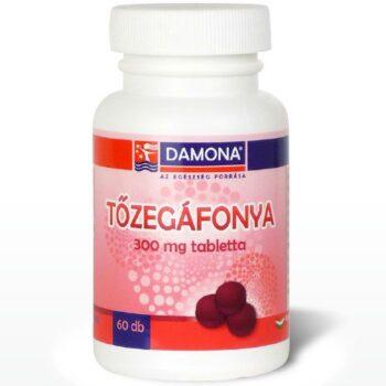 Damona tőzegáfonya tabletta - 60db