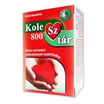 Dr. Chen Kolesztár 800 tabletta - 60db