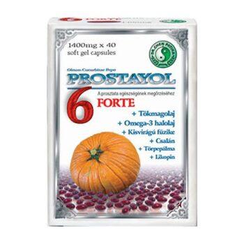 Dr. Chen Prostayol 6 Forte kapszula - 40db