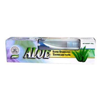 Dr. Chen aloe fogkrém + fogkefe -