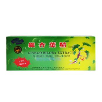 Dr. Chen Ginkgo Biloba Extractum - 10x10ml
