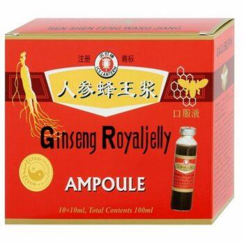 Dr. Chen ginseng ampulla royal jelly - 10x10ml