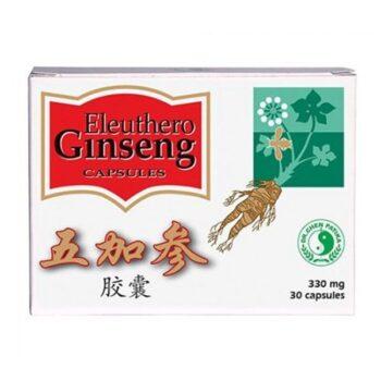 Dr. Chen Ginseng Eleuthero kapszula - 30db