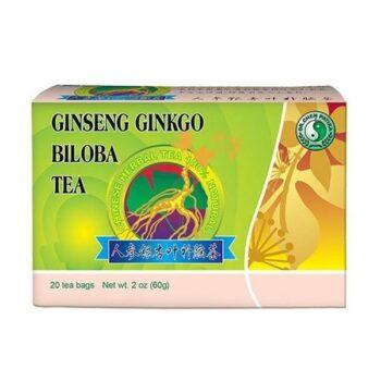 Dr. Chen Ginseng (Ginzeng) Ginkgo és Zöldtea - 20filter
