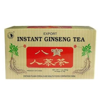 Dr. Chen Ginseng (Ginzeng) Instant tea - 20filter