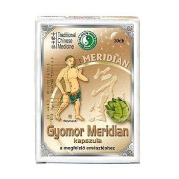 Dr. Chen Gyomor Meridián kapszula - 30db
