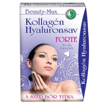 Dr. Chen Beauty-Max Kollagén Hyaluronsav Forte kapszula - 30db