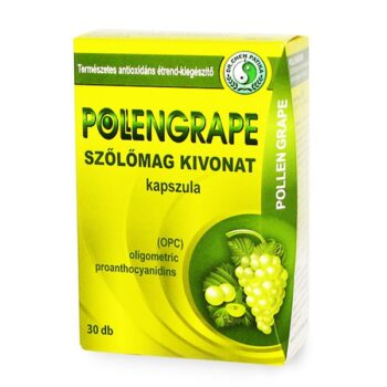 Dr. Chen pollengrape kapszula - 60db