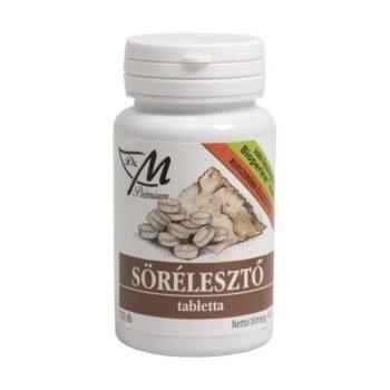 Dr. M Prémium Sörélesztő bioperin tabletta - 150db