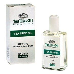 Dr. Müller Tea Tree Oil teafa olaj - 10 ml
