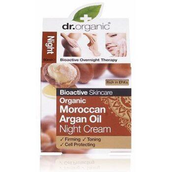 Dr. Organic bio Argán olaj éjszakai krém - 50 ml
