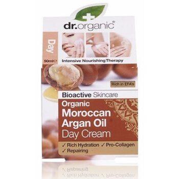 Dr. Organic bio Argán olaj nappali krém - 50 ml