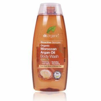 Dr. Organic bio Argán olaj tusfürdő - 250 ml