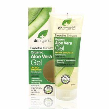 Dr. Organic bio aloe vera gél - 200ml