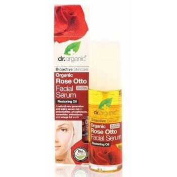 Dr. Organic rózsa arcszérum - 30ml