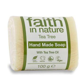 Faith in Nature Bio teafa szappan - 100g