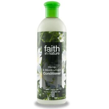 Faith in Nature kender és tajtékvirág hajkondícionáló - 400ml
