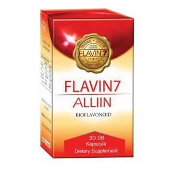 Flavin7 Alliin - bioflavonoid komplex + fokhagyma - 30 db kapszula