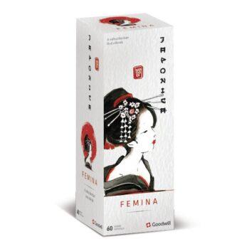 Goodwill Japonica Femina kapszula - 60db