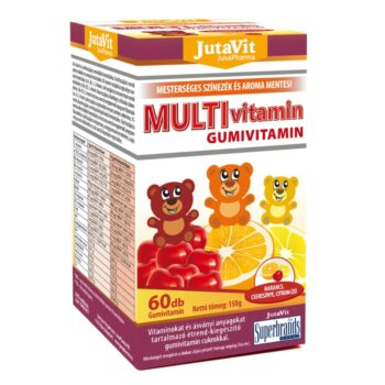 Jutavit Multivitamin Gumivitamin - 60db