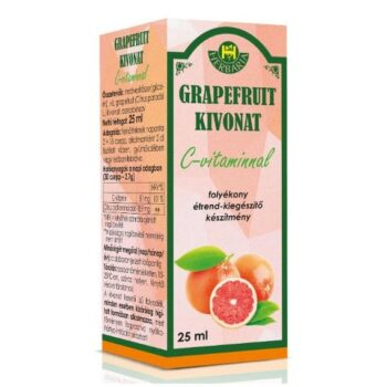 Herbária Grapefruit kivonat C-vitaminnal - 25ml