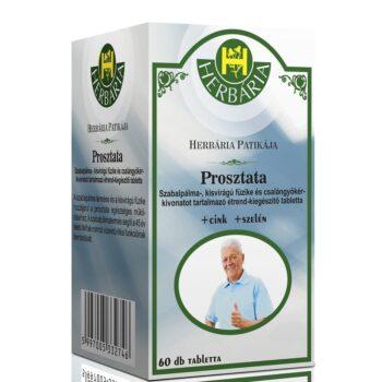 Herbária Prosztata tabletta - 60db