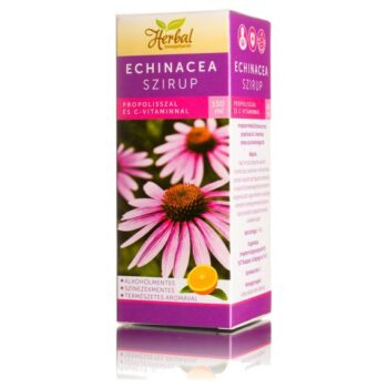InnoPharm Herbal Echinacea szirup - 150ml