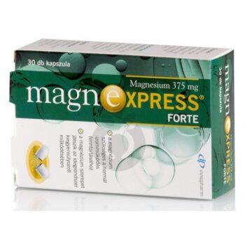 InnoPharm Magnexpress Forte 375mg kapszula - 30db