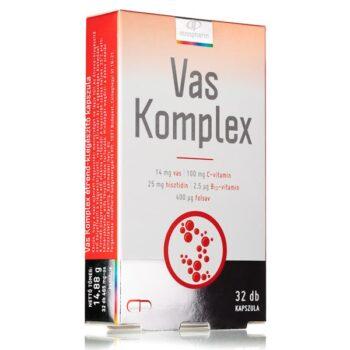 InnoPharm Vas komplex kapszula - 32db