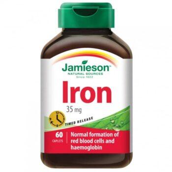 Jamieson Vas nyújtott hatású tabletta - 60db