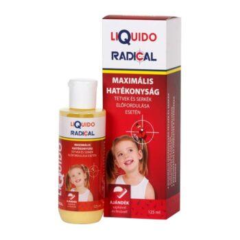 Liquido Radical tetvek és serkék ellen - 125ml