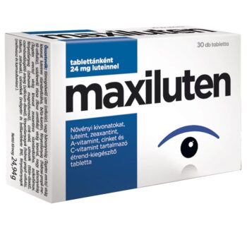 Maxiluten Lutein tabletta - 30db
