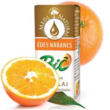 Medinatural bio illóolaj narancs - 5ml