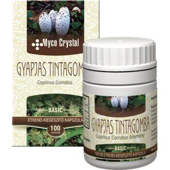 Myco Crystal Gyapjas tintagomba kapszula - 100db