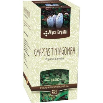 Myco Crystal Gyapjas tintagomba kapszula - 250 db