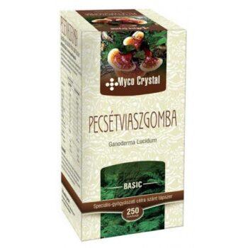 Myco Crystal Pecsétviaszgomba gyógygomba - 250 db