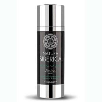 Natura Siberica Royal Caviar bőrmegújító arcszérum - 30ml